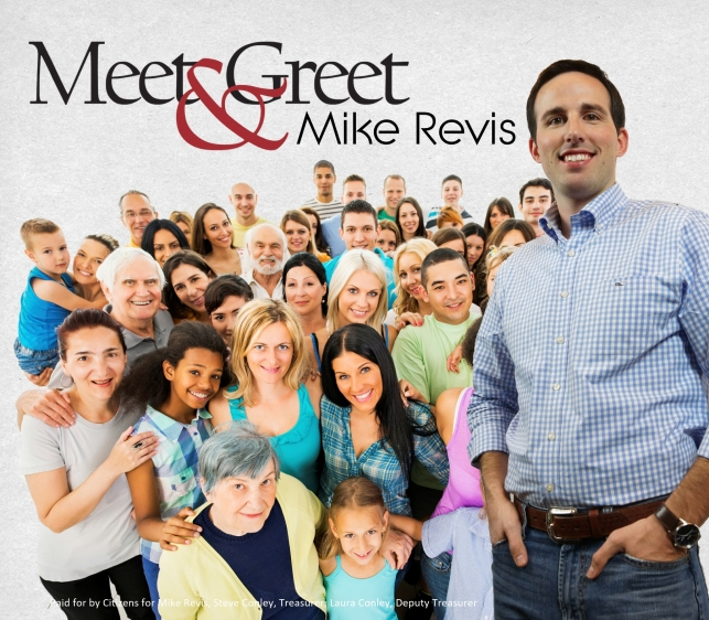 Meet & Greet Mike Revis